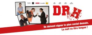 DRH , une comédie de Sarah Laurent