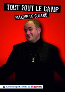 TOUT FOUT L'CAMP de et par Maxime Le Guillou