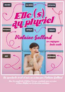 ELLES AU PLURIEL De & avec Violaine Gallard