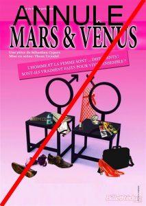 MARS & VENUS de Sébastien Cypers
